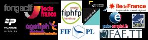 logos financements