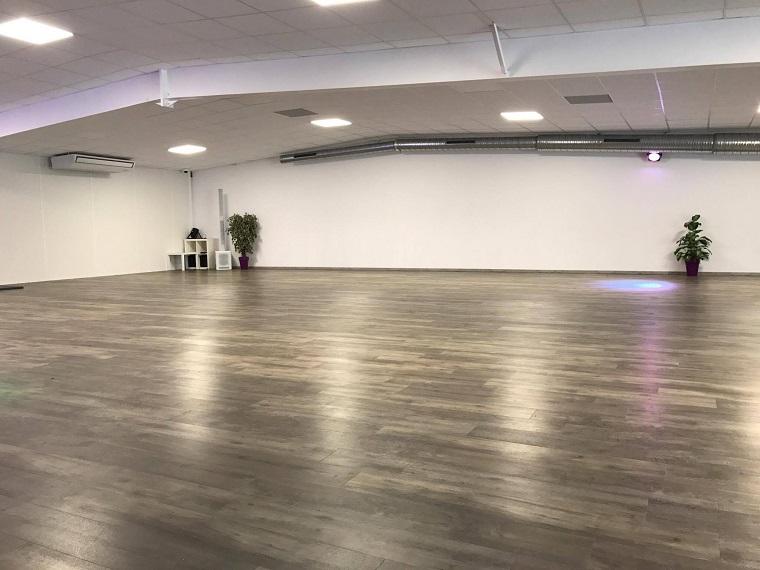 eficiencia lyon salle fitness