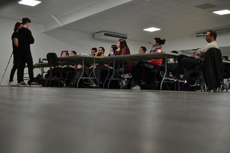 salle de cours Lyon BPJEPS c